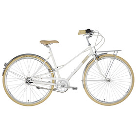 Creme Caferacer Solo City Bike Women white